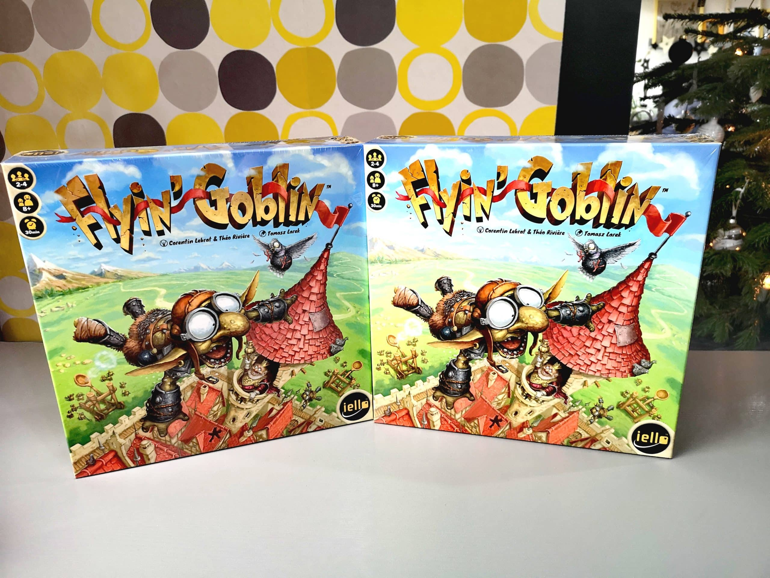 Flying Goblin gewinnspiel