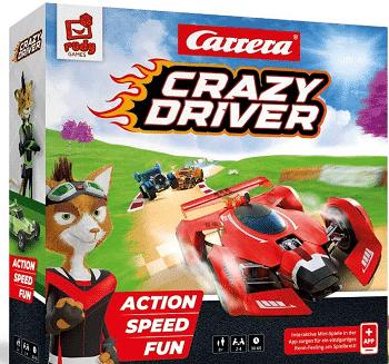 crazy driver_cover