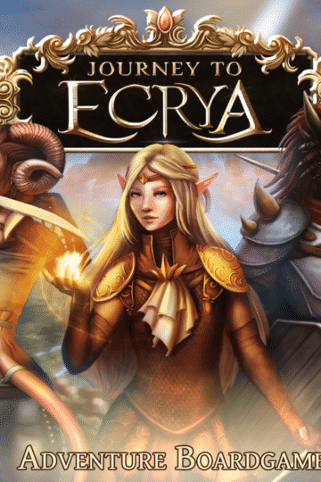 Journey to Ecrya_Cover
